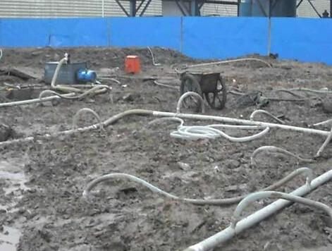 地下水的复杂处理方法——井点降水