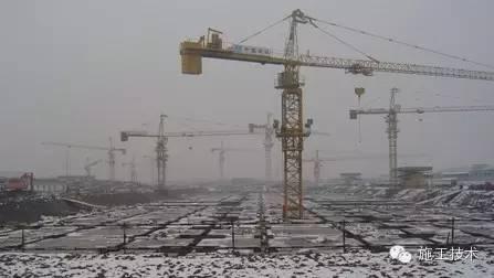 冬期施工和冬季施工是两个概念,作为专业人不要说外行话!