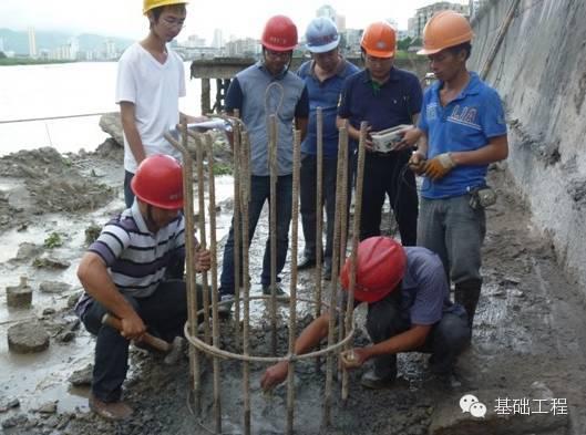 水利工程钻孔灌注桩施工技术精编