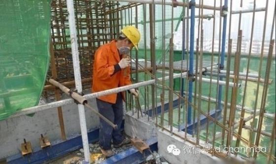 工程经理必须重点把关的:40个施工重点部位_5
