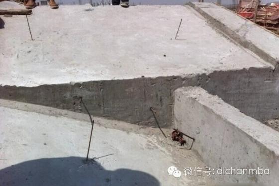 工程经理必须重点把关的:40个施工重点部位_17