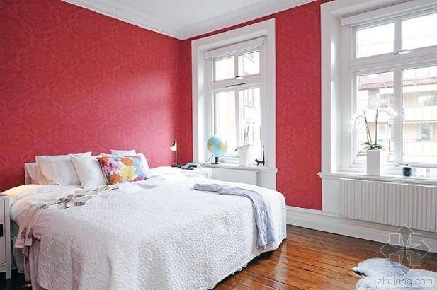 [案例]简约北欧风格三居室效果图