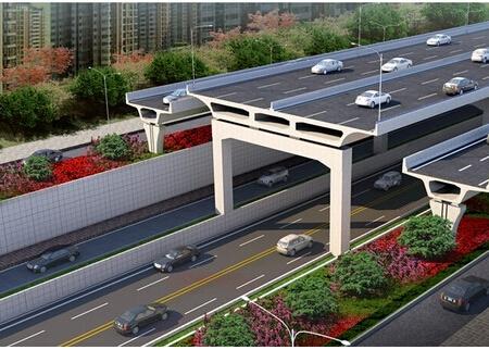 城市道路规划设计要点