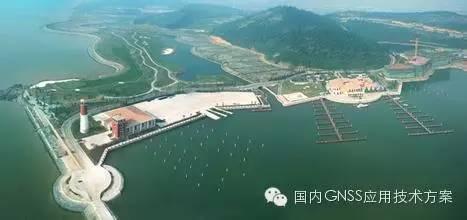 GNSS系统在码头打桩工程中的应用方案
