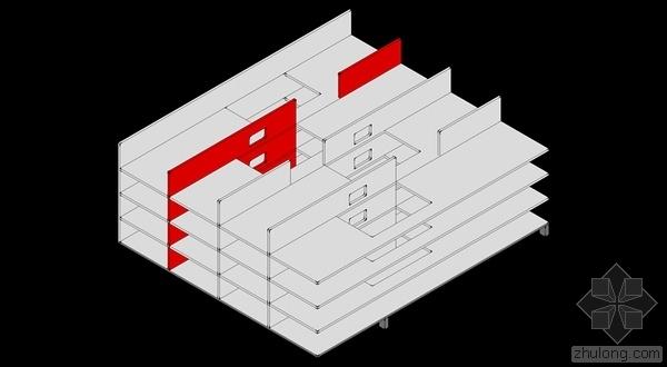 刚度较大的纵向抗震墙设计注意事项