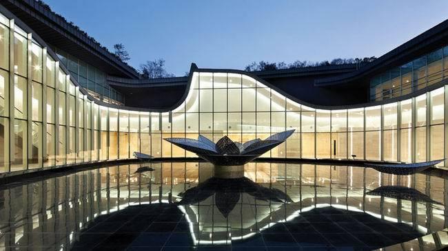 韩国汉城纪念公园建筑设计 / haeahn architecture