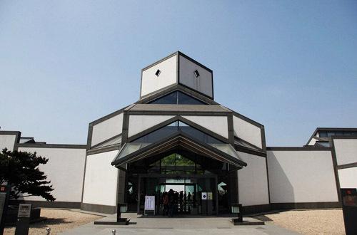 贝聿铭-苏州博物馆