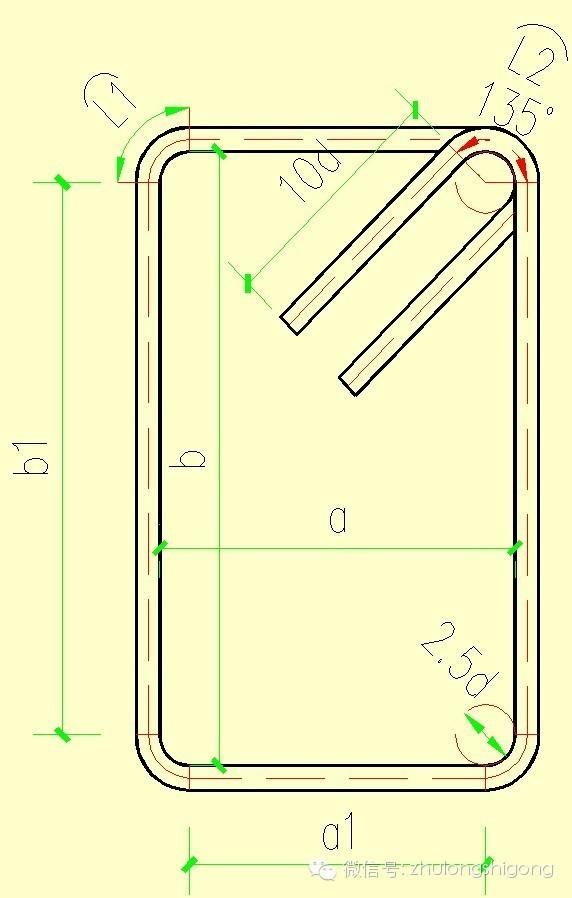 超实用 | 各类型钢筋下料长度简化计算方法!