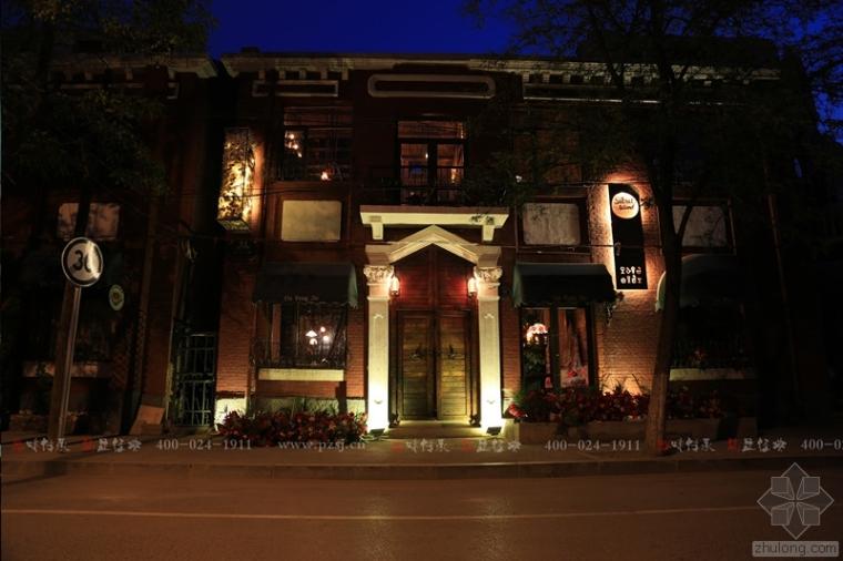 [品筑经典案例]沈阳秘岛特色文化休闲餐厅设计