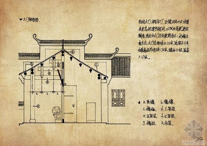 岳麓书院手绘图集[续]