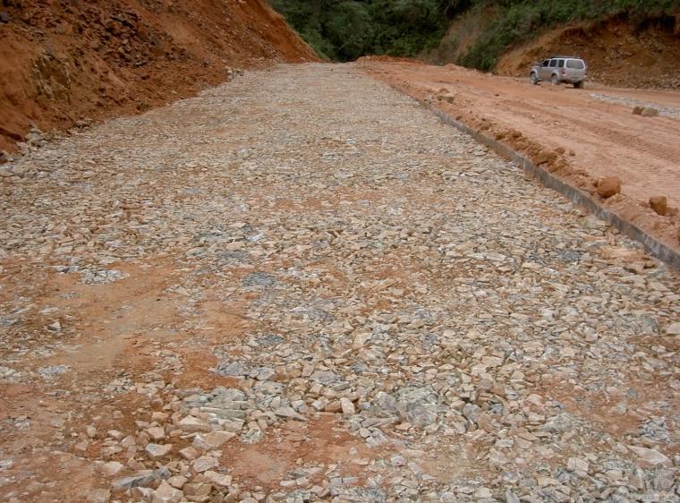 浅谈公路桥涵软土路基加固方法