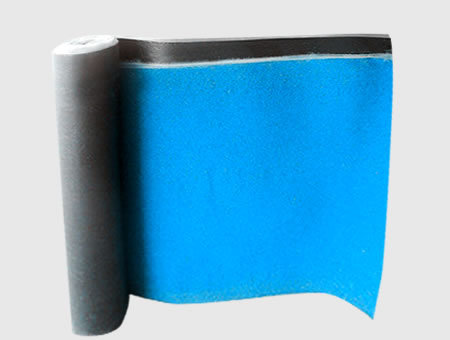 1.5厚高密封反应粘结型高分子湿铺防水卷材国标多少钱