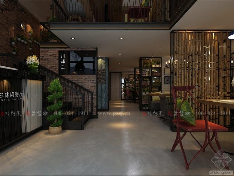 [品筑最新动态]沈阳·川泽三休闲主题餐厅项目设计