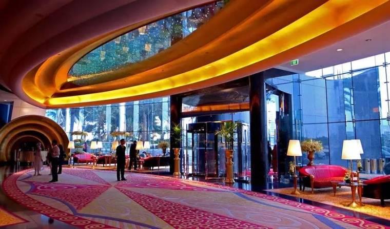迪拜最奢华的9大酒店都在这里了