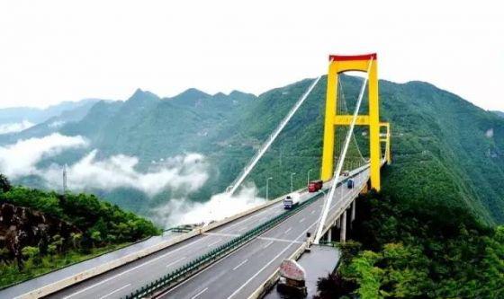 """让老外直呼""""不可思议""""的中国桥梁,施工动画震惊世界!"""