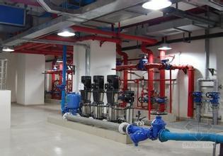 商建机电设计之与给排水专业的配合