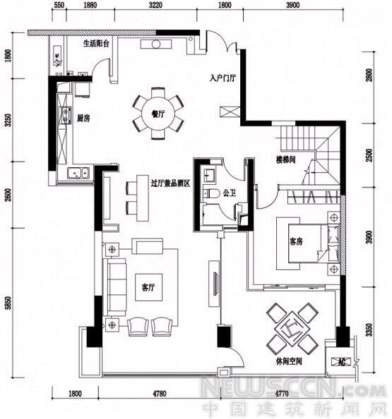 設計師腦洞大開 一套房子玩出29種戶型