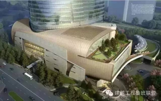 """细数148亿的上海中心大厦十宗""""最""""_7"""