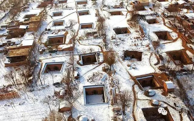 中国最神奇的村庄!见树不见村,进村不见房,闻声不见人!