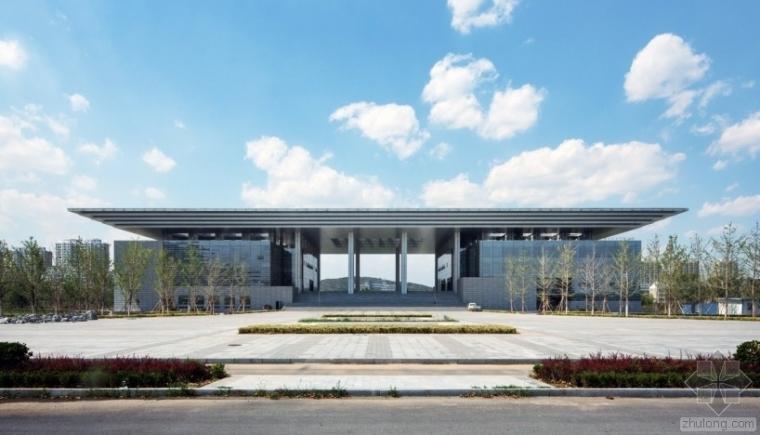 分享一个展馆设计——邹平规划展览馆