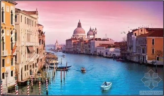 """拯救水城威尼斯——""""摩西计划"""""""