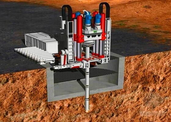大型水电站泄水建筑物系统工程施工技术精品案例分析