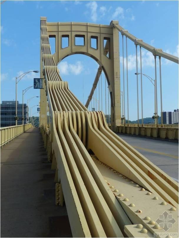 城市钢结构高架桥