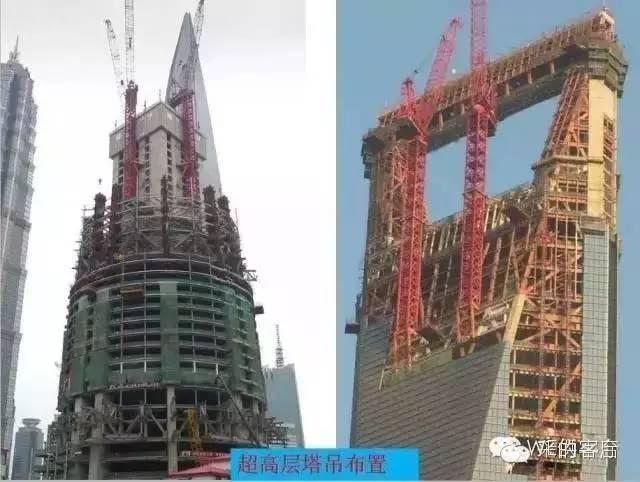 这些超高层建筑施工技术,我国已走在世界前列