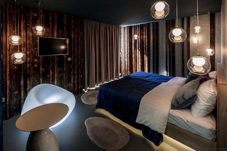 五星级酒店标准客房的完美设计细节(推荐!)