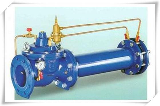 压差旁通阀在中央空调冷水系统的调试与设定