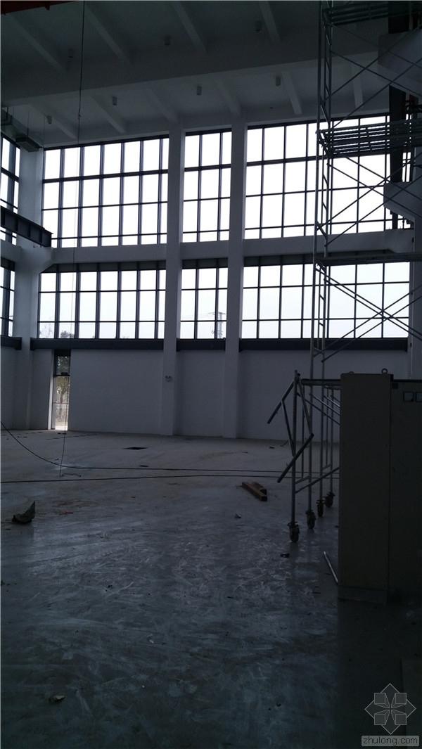 中国国电龙源集团 江苏分公司科研培训实验基地项目设计
