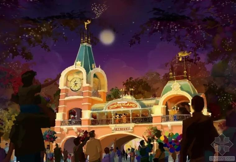迪士尼乐园如此火爆 游园全攻略全在这里