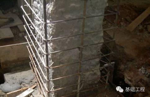基础工程中的混凝土结构加固之法