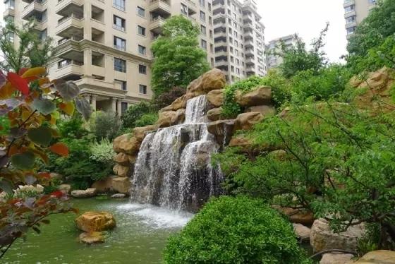 庭院景观设计中水景观设计的五大类型