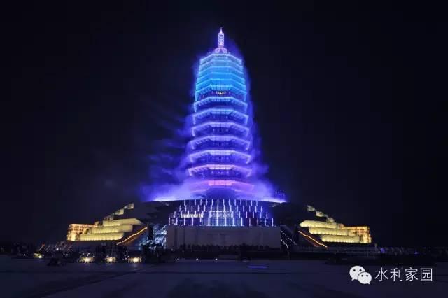 中国水利博物馆及园内景观简介