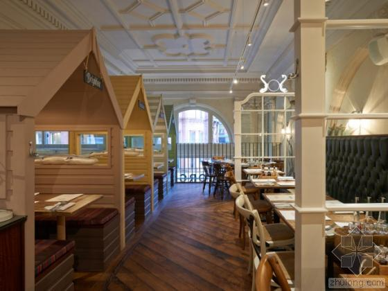 英国George's Tradition炸鱼薯条餐厅