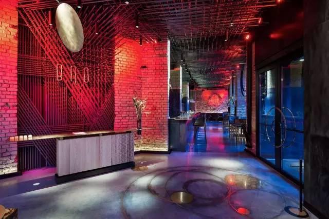 西方设计师做的中餐厅,竟这么酷