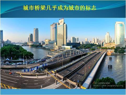 城市景观桥梁研究(四之一)