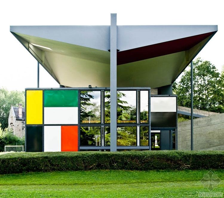 [经典]柯布西耶:钢架与抽象的博物馆