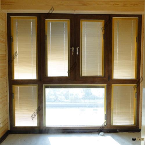家庭装修风格不受百叶中空玻璃限制