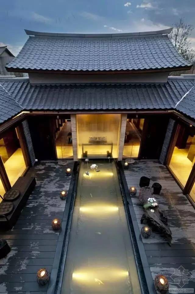 新中式|庭院