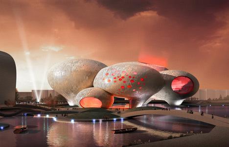 特色建筑——动漫博物馆