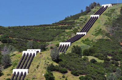 大型调水工程施工测量步骤和方法