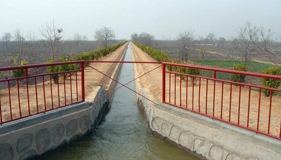 小型农田水利建设中施工方案与技术(实用)