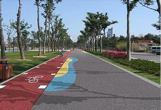 地坪漆与交通设施资料下载-地坪也可以循环利用