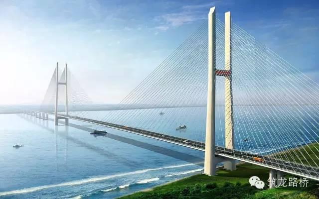 4分钟3D动画看完桥梁悬臂拼装法施工全过程