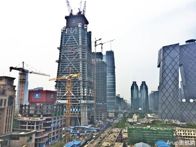 中国尊丨8度区世界在建最高建筑