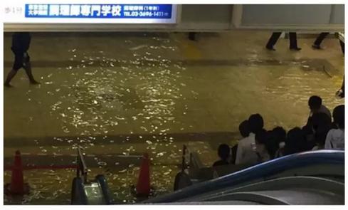 日本最大级别排水管道工程首次对外公开