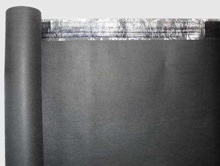 南京1.5厚耐根穿刺高分子复合自粘防水卷材多少钱