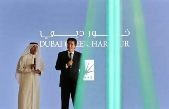 迪拜|建筑结构大师的想象力划破迪拜1000米的天空!_8